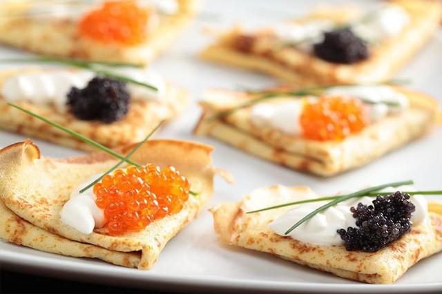 Nước Nga có một loại bánh nhìn quen mắt nhưng rất lạ và hấp dẫn với vô vàn loại nhân - Ảnh 7.