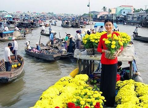Lạc bước vào vùng đất mỹ nhân ở miền Tây nước Việt - Ảnh 3.