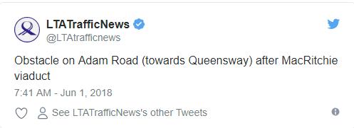 Singapore: Đường hỏng lúc 8h30, 10h sửa xong cho thông xe, chiều cùng ngày, cơ quan điều tra công bố nguyên nhân - Ảnh 2.