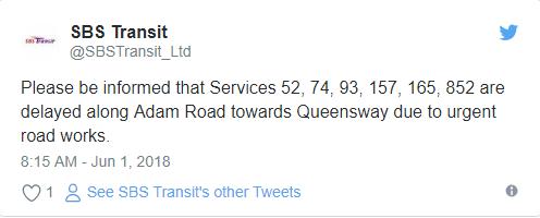 Singapore: Đường hỏng lúc 8h30, 10h sửa xong cho thông xe, chiều cùng ngày, cơ quan điều tra công bố nguyên nhân - Ảnh 3.