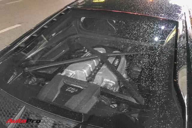 Audi R8 V10 Plus từng của ông chủ cafe Trung Nguyên sang tay đại gia Bạc Liêu - Ảnh 11.