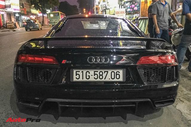 Audi R8 V10 Plus từng của ông chủ cafe Trung Nguyên sang tay đại gia Bạc Liêu - Ảnh 7.