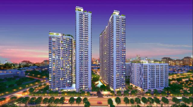 Hàng loạt dự án bất động sản ở TP.HCM bị chủ đầu tư cầm cố, thế chấp - Ảnh 2.