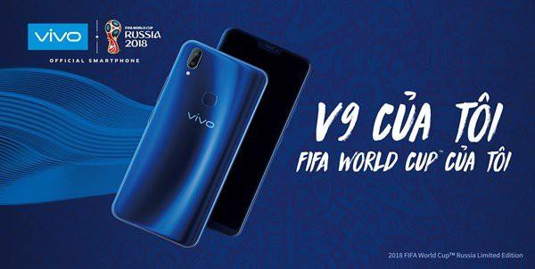 Nhân viên FIFA sử dụng điện thoại gì cho World Cup 2018? - Ảnh 1.