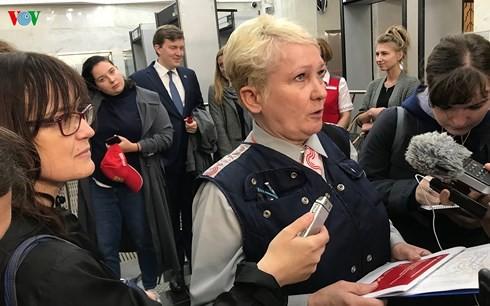 Giao thông ở Nga sẵn sàng phục vụ World Cup 2018 - Ảnh 2.