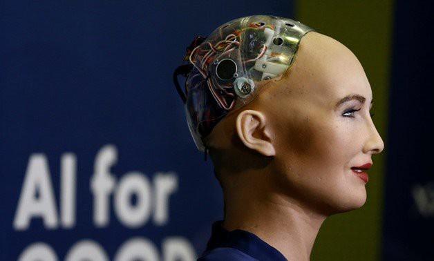 đầu tư giá trị - photo 1 1531214579649149554589 - Robot Sophia sắp đến Việt Nam phát biểu tại hội thảo 4.0 và trả lời phỏng vấn báo giới