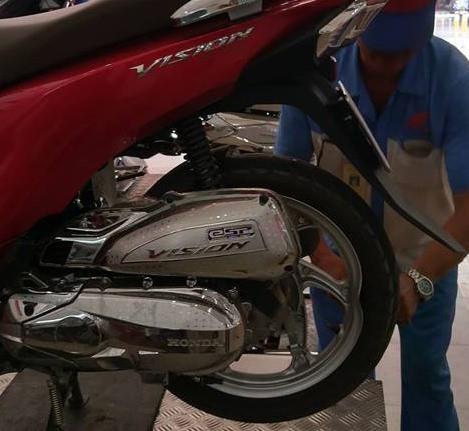 Honda Việt Nam đối mặt vụ kiện vì không bảo hành xe - Ảnh 1.