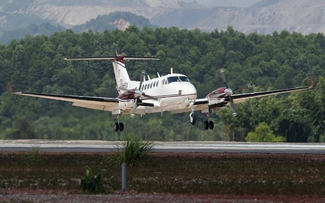 Toàn cảnh cảng hàng không quốc tế Vân Đồn trong ngày đón chuyến bay hiệu chuẩn đầu tiên - Ảnh 13.