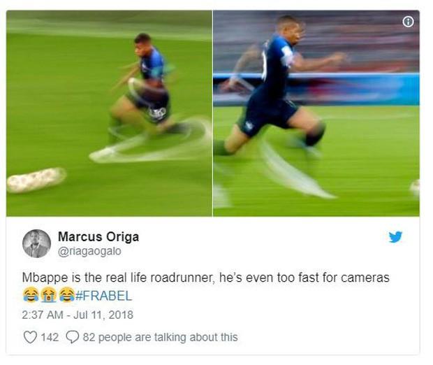 Mbappe chuyền bóng siêu hạng khiến Rio Ferdinand hét lên kinh ngạc - Ảnh 8.