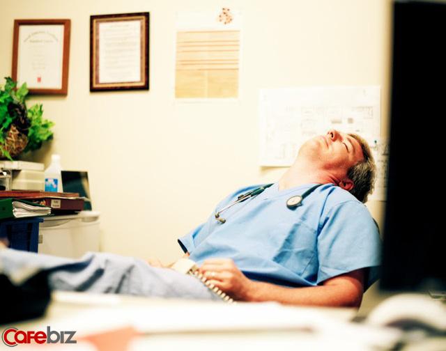 Stress công sở: Chạy đâu cho thoát, làm nhân viên có tránh vỏ dưa thì cũng sẽ gặp vỏ dừa, căng thẳng triền miên là chuyện thường tình - Ảnh 1.
