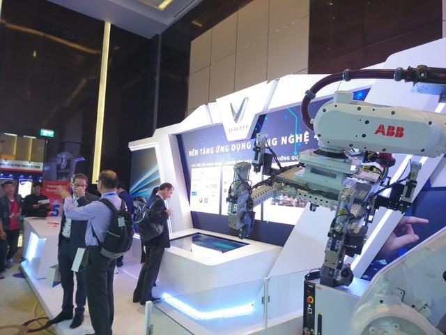 đầu tư giá trị - photo 1 15314574720601980164474 - Tập đoàn công nghiệp hàng đầu Thụy Sĩ sẽ cung cấp robot sản xuất tự động cho nhà máy Vinfast