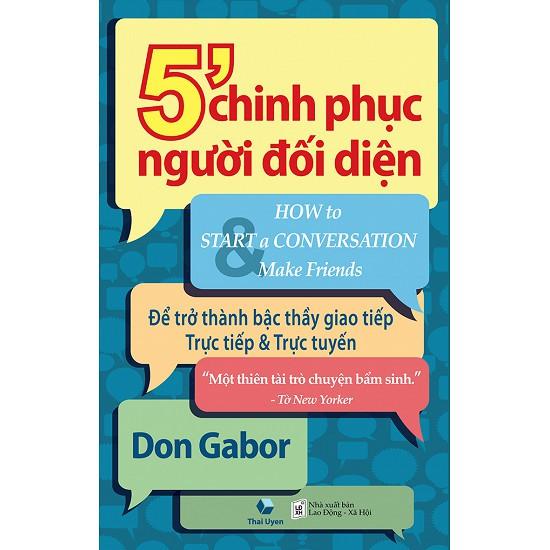 Giấc mơ trở thành bậc thầy giao tiếp không còn xa với 5 cuốn sách này - Ảnh 2.