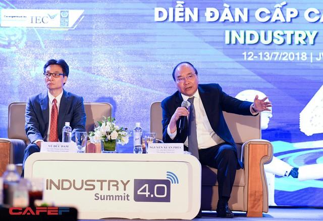 Thủ tướng Nguyễn Xuân Phúc: Cách mạng công nghiệp 4.0 là cơ hội tốt để Việt Nam đảo chiều về đầu tư thương mại!  - Ảnh 2.