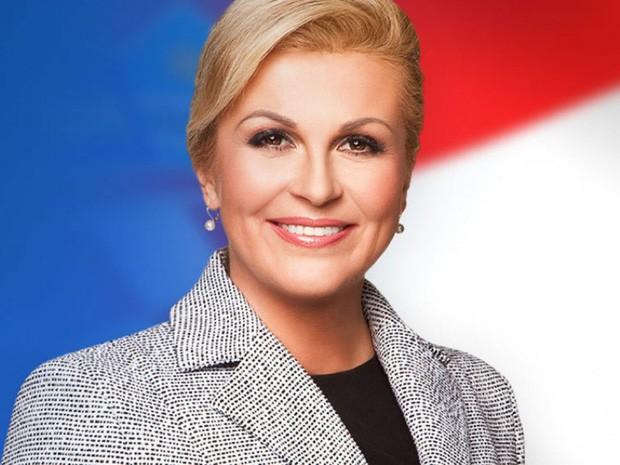 Chuyện khó tin về hành trình đến với World Cup 2018 của nữ Tổng thống Croatia - Ảnh 2.