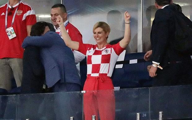 Chuyện khó tin về hành trình đến với World Cup 2018 của nữ Tổng thống Croatia - Ảnh 4.