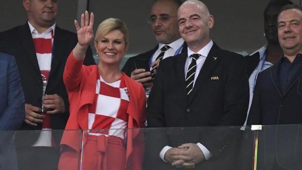 Chuyện khó tin về hành trình đến với World Cup 2018 của nữ Tổng thống Croatia - Ảnh 5.