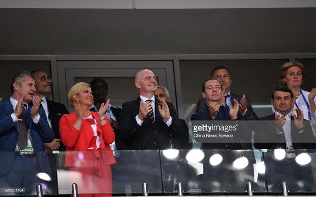 Chuyện khó tin về hành trình đến với World Cup 2018 của nữ Tổng thống Croatia - Ảnh 6.