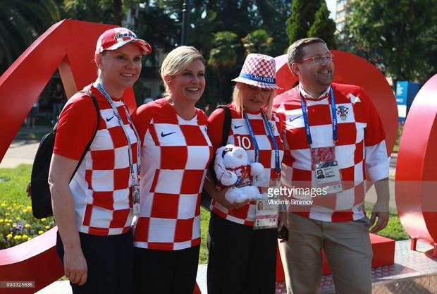 Chuyện khó tin về hành trình đến với World Cup 2018 của nữ Tổng thống Croatia - Ảnh 7.