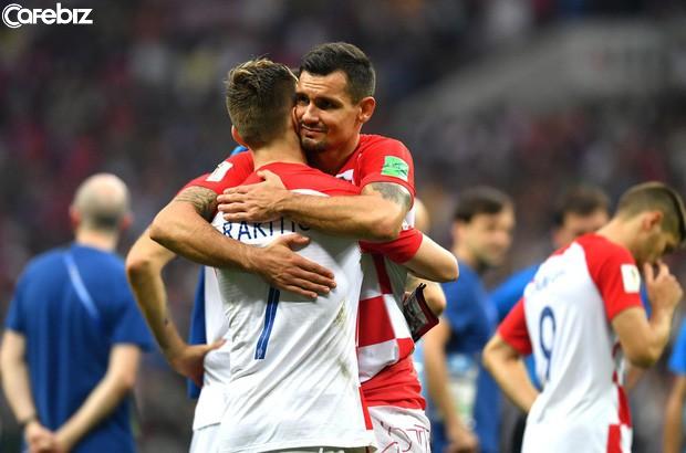 Cả thế giới chúc mừng đội tuyển Pháp, nhưng Croatia ơi, các bạn đã chiến thắng trong trái tim người hâm mộ! - Ảnh 2.