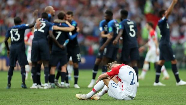 Cả thế giới chúc mừng đội tuyển Pháp, nhưng Croatia ơi, các bạn đã chiến thắng trong trái tim người hâm mộ! - Ảnh 1.