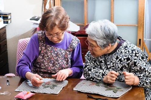 Vì sao Nhật Bản xây dựng được hệ thống chăm sóc xã hội tốt nhất thế giới? - Ảnh 2.