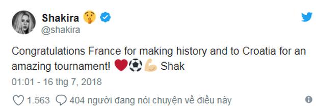 Vô địch World Cup 2018, đội tuyển Pháp được cả thế giới chúc mừng - Ảnh 2.