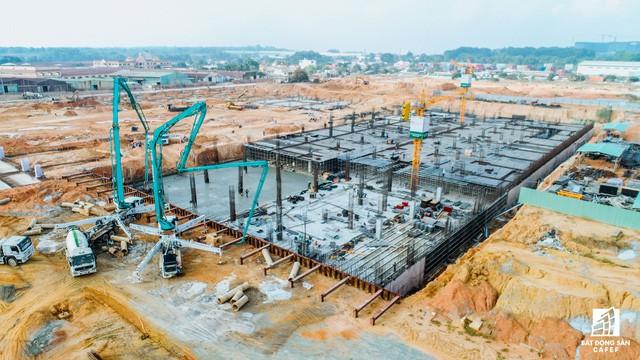 TP.HCM: Bến xe Miền Đông mới sẽ hoạt động từ đầu năm 2019  - Ảnh 1.