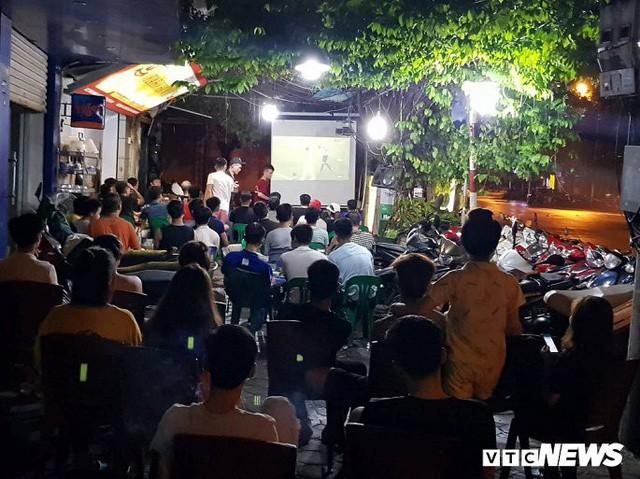 Cà phê, quán nhậu hốt bạc trận chung kết World Cup 2018, lãi gấp 5 lần ngày thường - Ảnh 2.