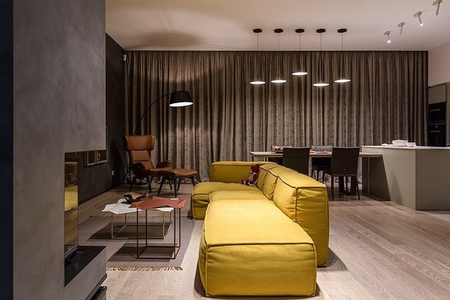 Cách sử dụng nội thất độc đáo trong căn hộ hiện đại  - Ảnh 6.