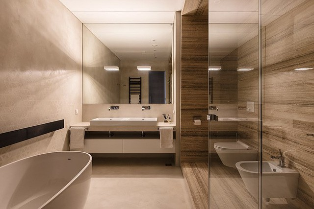 Cách sử dụng nội thất độc đáo trong căn hộ hiện đại  - Ảnh 10.