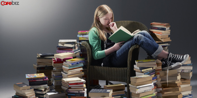 Đọc sách là khoản đầu tư có lãi nhất cuộc đời, nhưng đọc sách đến khi nào mới có thể thay đổi và sinh lãi? - Ảnh 3.