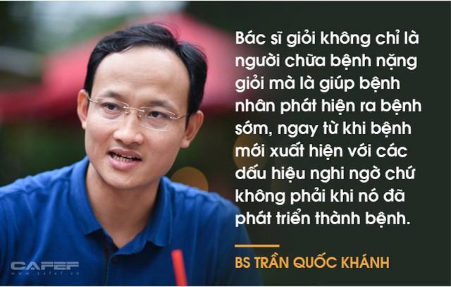 """""""Bác sĩ nghìn like"""" Trần Quốc Khánh: """"Sống là để cho đi"""" - Ảnh 7."""