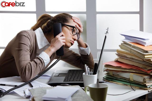 Hỡi các nhân viên công sở, đừng mãi than vãn: Không có cách nào trị dứt điểm stress đâu! - Ảnh 2.