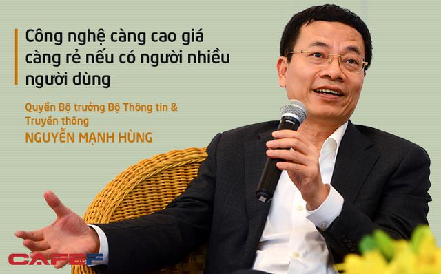 5 dấu ấn định hình tương lai Viettel của ông Nguyễn Mạnh Hùng - Ảnh 1.
