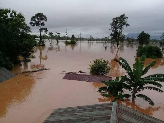 Thảm hoạ vỡ đập thuỷ điện ở Lào: Nhà thầu phụ Việt Nam tham gia dự án nói gì? - Ảnh 1.