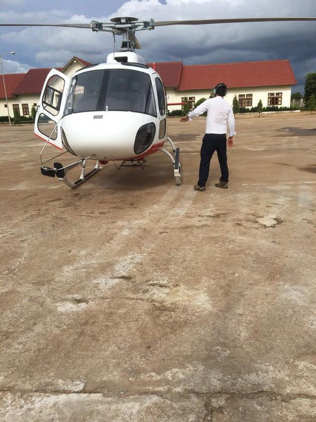 Bầu Đức đã chi bao nhiêu tiền thuê trực thăng giải cứu 26 người trong vụ vỡ đập tại Lào?  - Ảnh 1.
