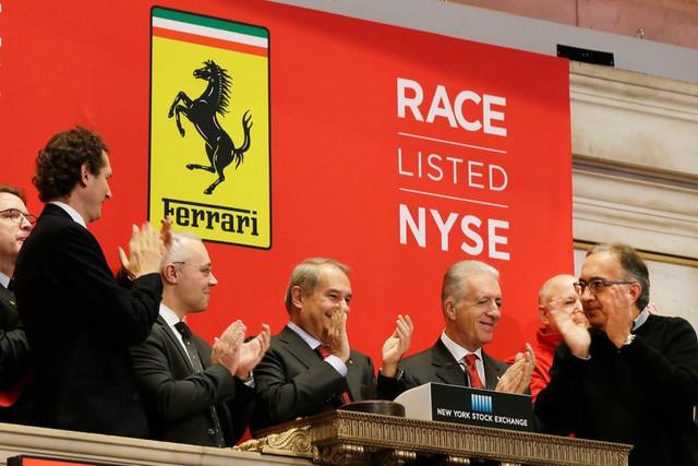 CEO, huyền thoại của FCA và Ferrari qua đời ở tuổi 66 - Ảnh 3.