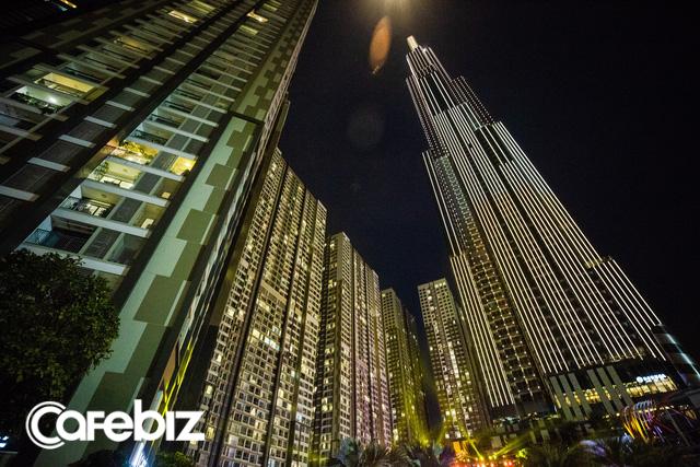 Sau 1.000 ngày thi công, tòa nhà bó tre Việt Nam của Vingroup đã lọt top những tòa nhà cao nhất thế giới - Ảnh 3.