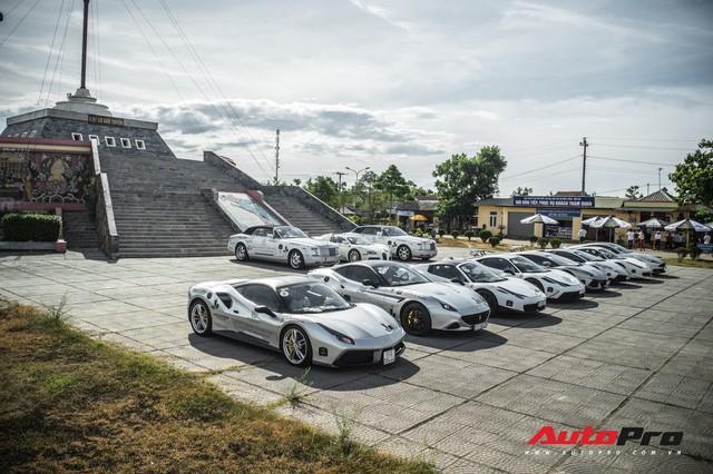 Khép lại Hành trình từ trái tim: Những con số kỷ lục của siêu xe tại Việt Nam  - Ảnh 13.