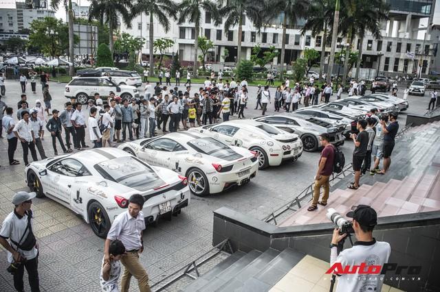 Khép lại Hành trình từ trái tim: Những con số kỷ lục của siêu xe tại Việt Nam  - Ảnh 14.