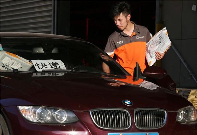 Đi ship hàng bằng xe BMW, dân mạng ngã ngửa khi biết anh chàng này từng tốt nghiệp thạc sĩ tại Mỹ - Ảnh 3.