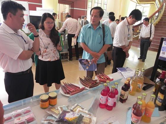 Bộ trưởng Bộ Khoa học Công nghệ: Trong nông nghiệp, vai trò của doanh nghiệp đầu đàn rất quan trọng - Ảnh 1.