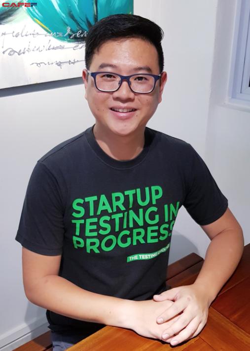 Sau 3 lần khởi nghiệp thất bại, doanh nhân người Singapore rút ra bài học: Thành công hay thất bại đều chung một cánh cửa, quan trọng là bạn sử dụng ra sao - Ảnh 1.