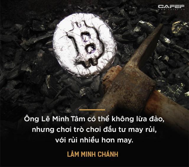 """""""Dự án đào tiền ảo lớn nhất Việt Nam"""": Giải mã vụ chạy trốn của CEO Sky Mining Lê Minh Tâm - Ảnh 5."""