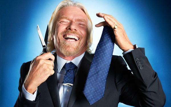 Lời khuyên của Richard Branson cho bất kỳ ai làm sếp: Đánh máy và ngồi yên ít thôi! - Ảnh 1.