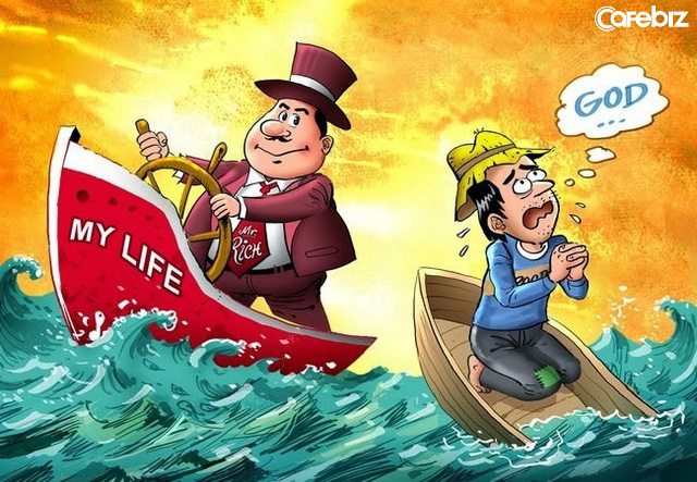 Chuyện người nghèo làm giàu: Phần đông mọi người đều bị rơi vào cạm bẫy tiện nghi của cuộc sống Tạm GOOD mà không dám vươn tới cuộc đời GREAT - Ảnh 2.