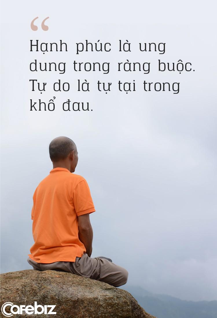 TS Nguyễn Mạnh Hùng: Thiền để huấn luyện Tâm như huấn luyện một con mèo, một con trâu hay một con khỉ. Hành thiền đúng, chắc chắn bạn sẽ đổi đời! - Ảnh 3.