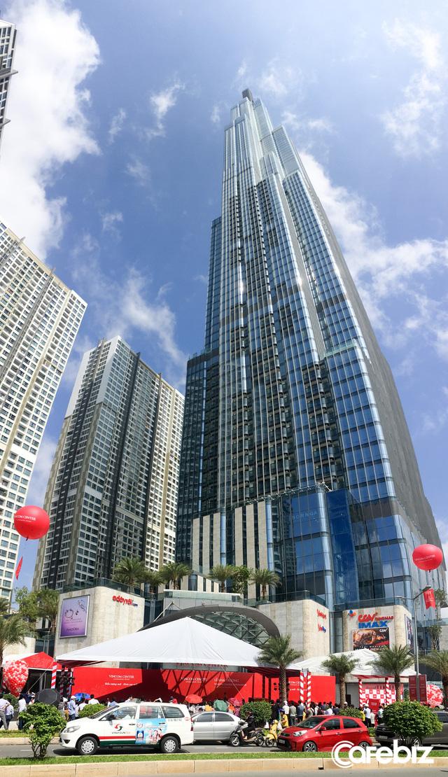 Chuyện hậu trường Landmark 81: Coteccons thắng thầu Lotte vì Chủ tịch Phạm Nhật Vượng muốn tòa nhà cao nhất Việt Nam phải để người Việt làm - Ảnh 3.