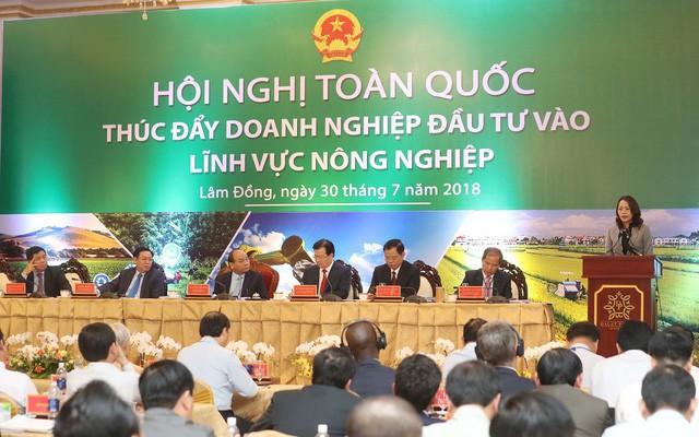 Thủ tướng: Việt Nam sẽ là một trung tâm chế biến của nông nghiệp thế giới  - Ảnh 2.