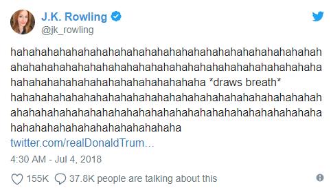 Viết tweet khoe khả năng viết lách, Tổng thống Donald Trump bất cẩn mắc ngay 2 lỗi chính tả - Ảnh 3.